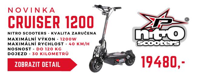 Nitro scooters Cruiser 1200